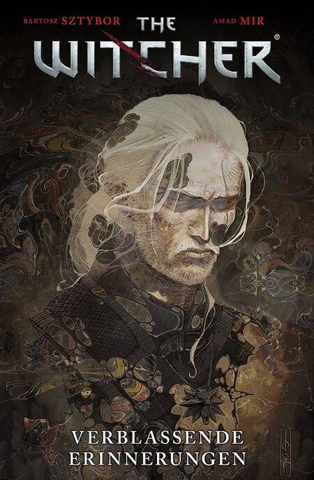 The Witcher 5: Verblassende Erinnerungen - Das Cover