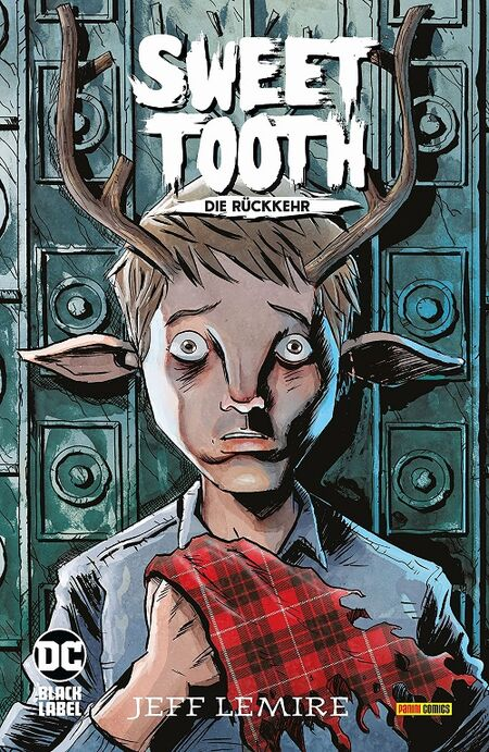 Sweet Tooth: Die Rückkehr - Das Cover