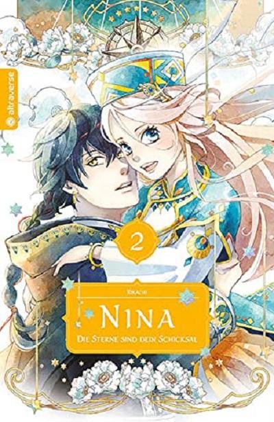 Nina – Die Sterne sind dein Schicksal 2 - Das Cover