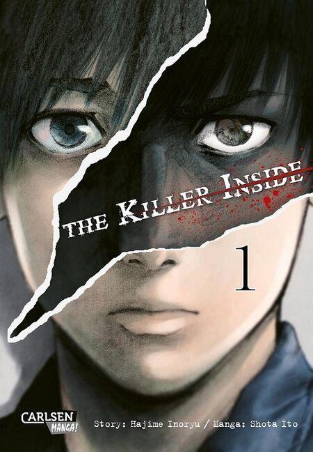 The Killer inside 1 - Das Cover