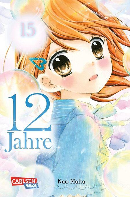 12 Jahre 15 - Das Cover