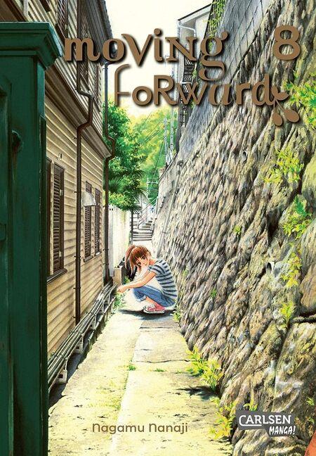 moving forward 8 - Das Cover