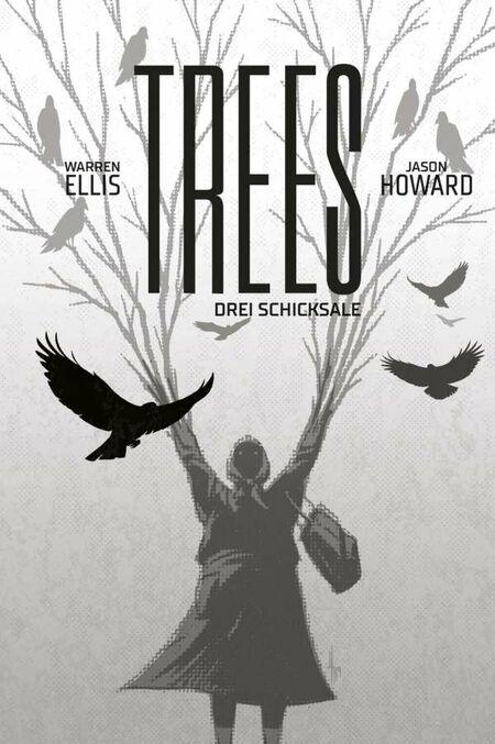 Trees 3: Drei Schicksale - Das Cover