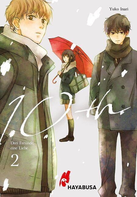 10th - Drei Freunde eine Liebe 2 - Das Cover