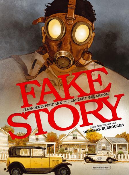 Fake Story - Das Cover