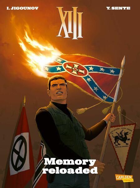 XIII 27 – Memory reloaded - Das Cover