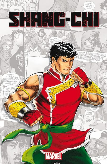 Shang-Chi - Das Cover