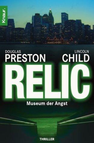 Relic - Museum der Angst - Das Cover