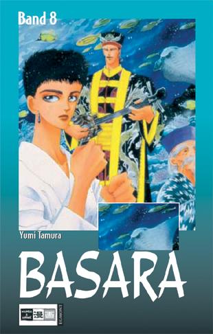 Basara 8 - Das Cover