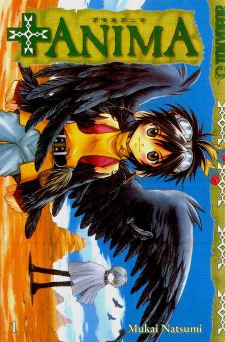 + Anima 1 - Das Cover
