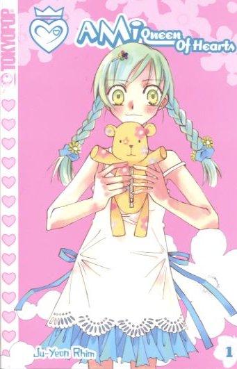 Ami - Queen of Hearts 1 - Das Cover