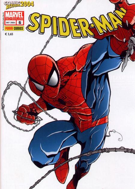 Spider-Man #6 - Das Cover