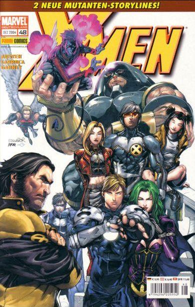 X-Men 48 - Das Cover