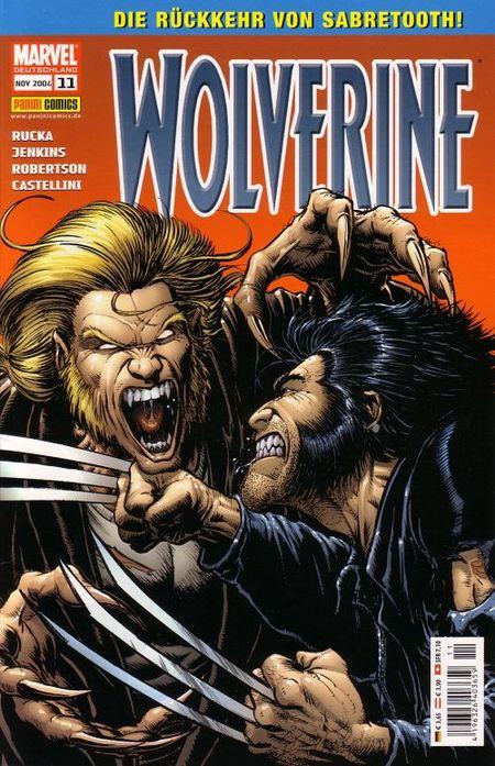 Wolverine 11 - Das Cover