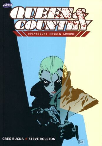 Queens & Country 1 - Das Cover