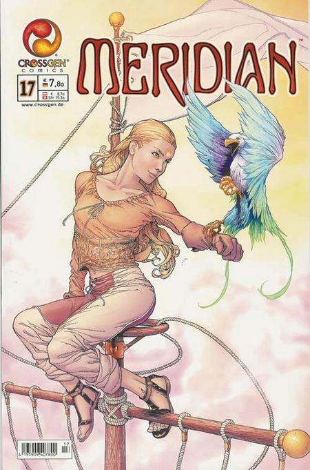 Meridian 17 - Das Cover