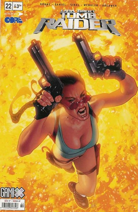 Tomb Raider 22 - Das Cover