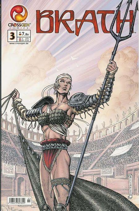 Brath 3 - Das Cover