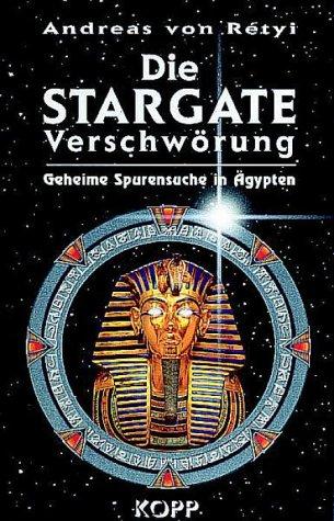 Die STARGATE Verschwörung – Geheime Spurensuche in Ägyten - Das Cover