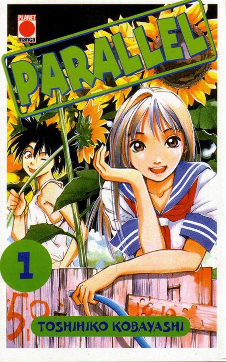 Parallel 1 - Das Cover