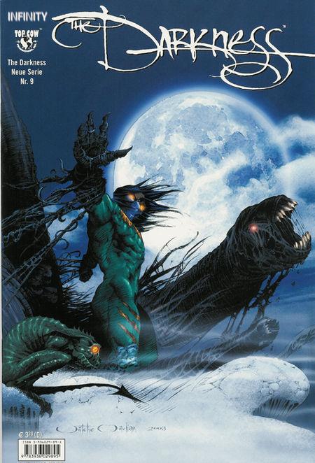 Darkness - Neue Serie 9 - Das Cover