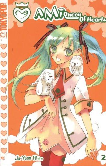 Ami - Queen of Hearts 2 - Das Cover