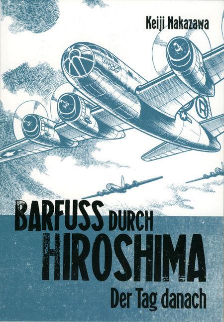 Barfuss durch Hiroshima 2 - Das Cover