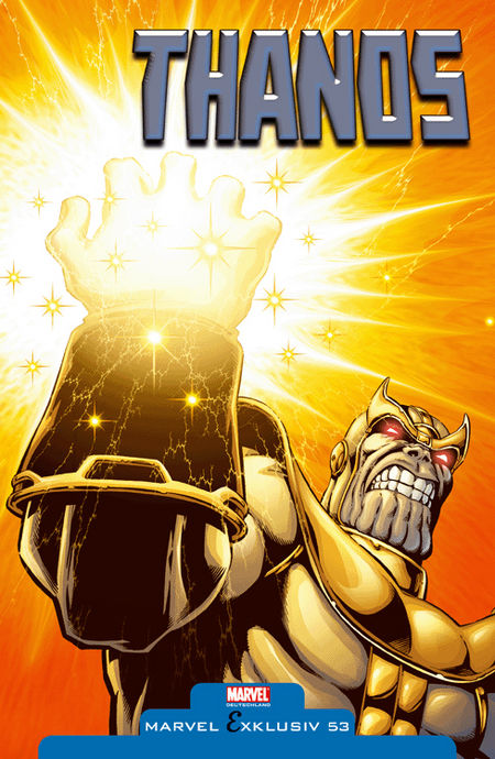 Marvel Exklusiv 53 - Das Cover