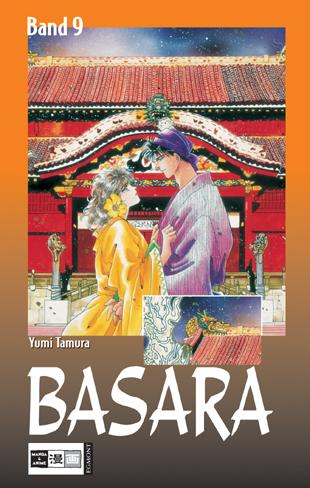Basara 9 - Das Cover