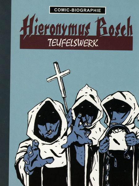 Hieronymus Bosch - Teufelswerk - Das Cover