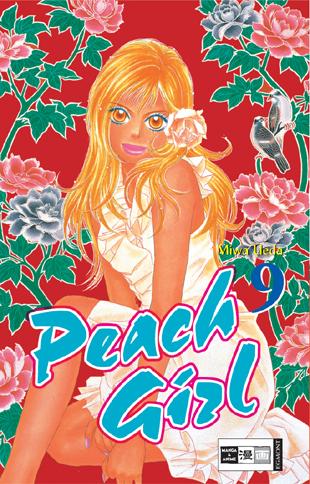Peach Girl 9 - Das Cover