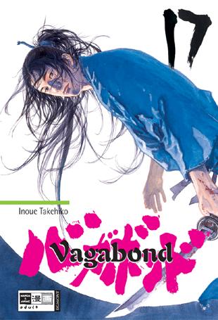 Vagabond 17 - Das Cover