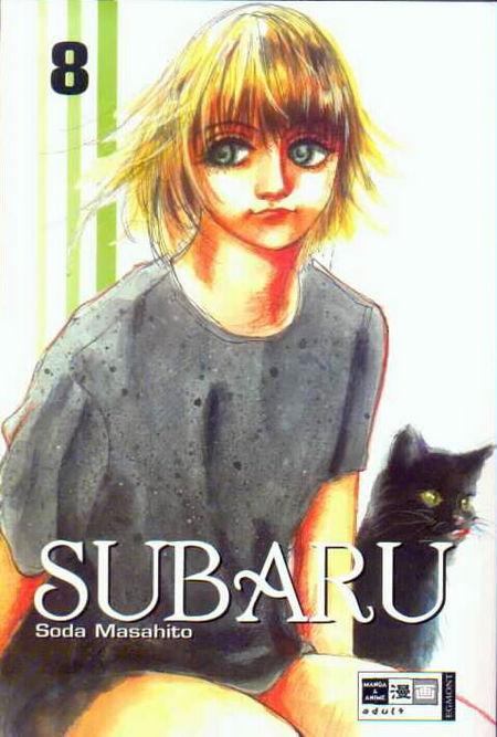 Subaru 8 - Das Cover