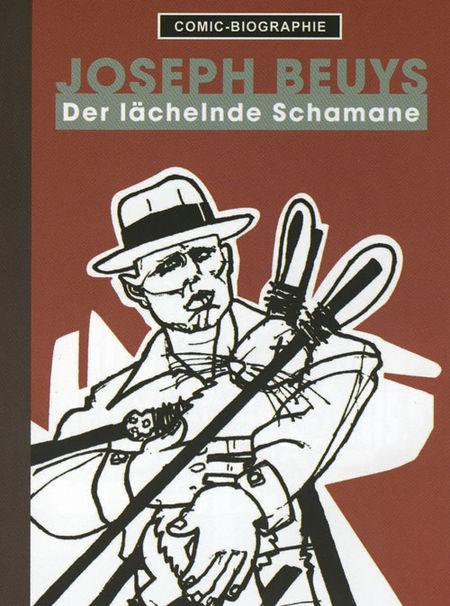 Joseph Beuys - Der lächelnde Schamane - Das Cover