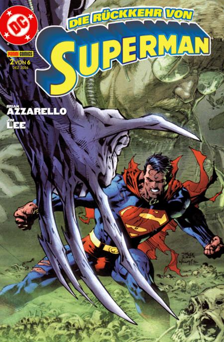 Die Rückkehr von Superman 2 - Das Cover