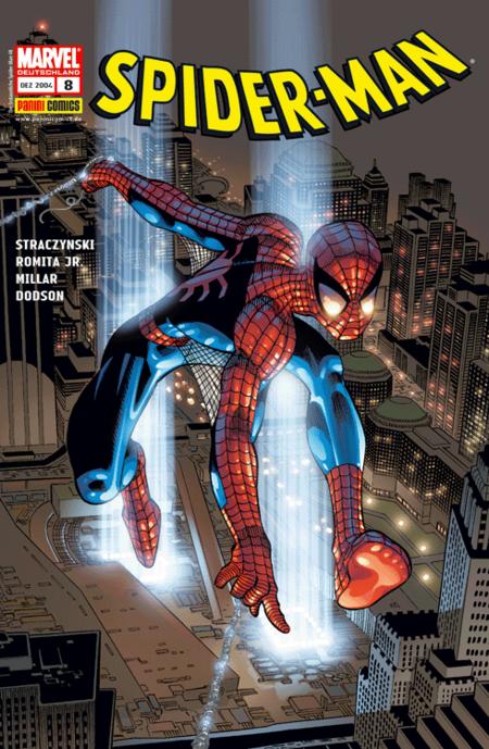 Spider-Man 8 - Das Cover