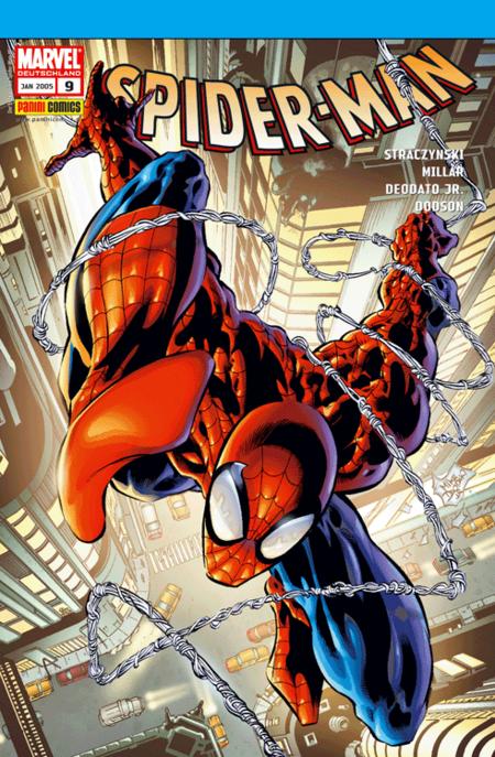 Spider-Man 9 - Das Cover