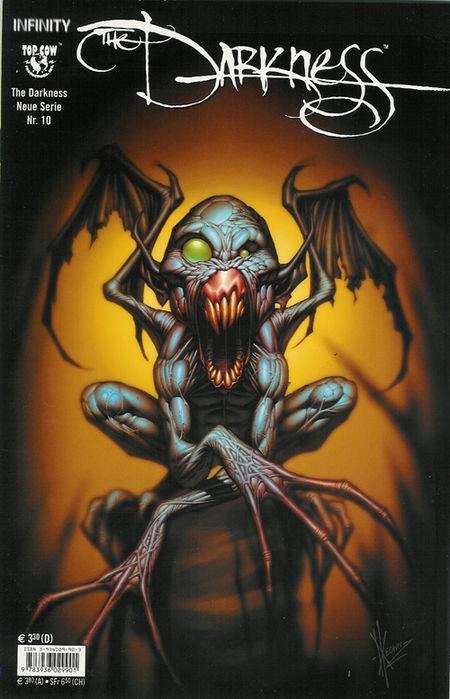 Darkness Neue Serie 10 - Das Cover
