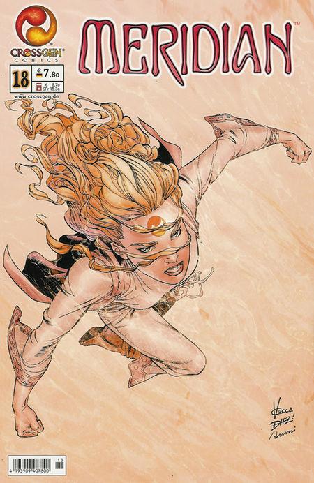 Meridian 18 - Das Cover