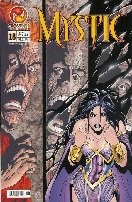 Mystic 18 - Das Cover