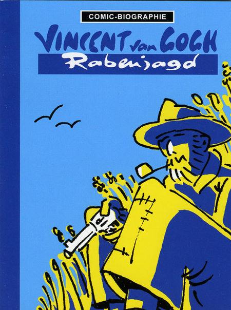 Vincent van Gogh: Rabenjagd - Das Cover
