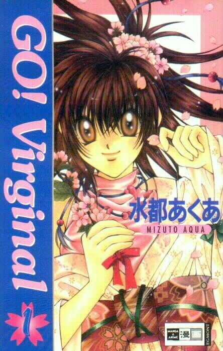 Go! Virginal 1 - Das Cover