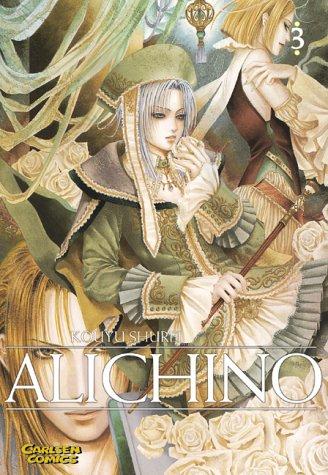 Alichino 3 - Das Cover