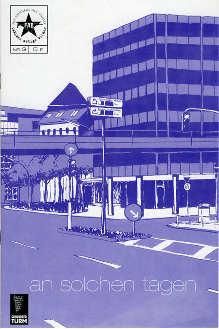 An solchen Tagen - Das Cover