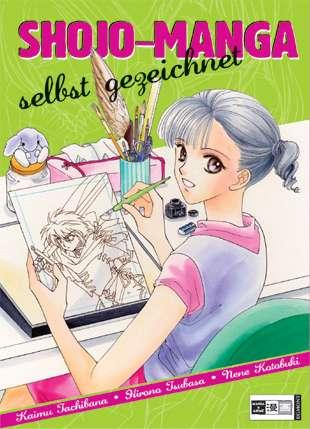 Shojo-Manga selbst gezeichnet - Das Cover