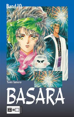 Basara 10 - Das Cover