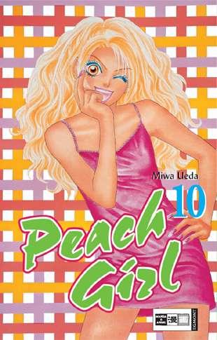 Peach Girl 10 - Das Cover