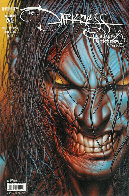Darkness Neue Serie 11 - Das Cover