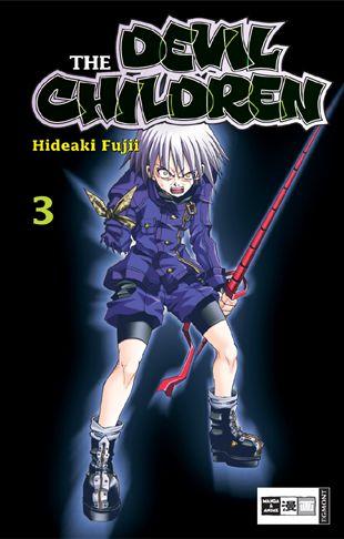 The Devil Children 3 - Das Cover