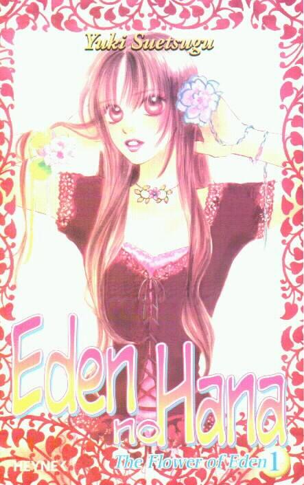 Eden no Hana 1 - Das Cover
